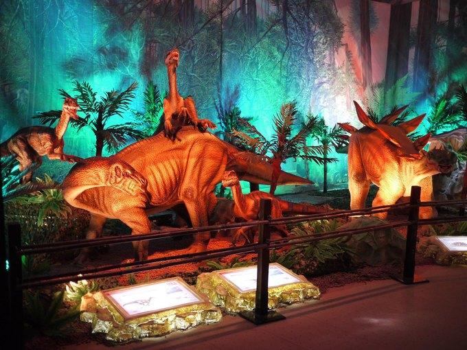 НаВДНХ появится «Город динозавров». Изображение № 3.