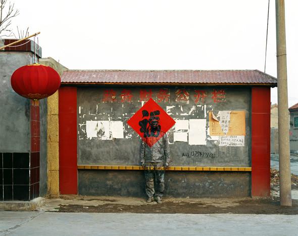 Liu Bolin © Courtesy of Liu Bolin / Galerie Paris-Beijing. Изображение № 18.
