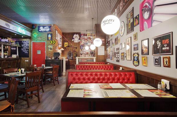 Grizzly Bar в Екатеринбурге. Изображение № 3.