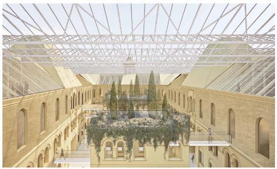 Теория вероятности: 4 проекта реконструкции Политехнического музея. Изображение № 9.