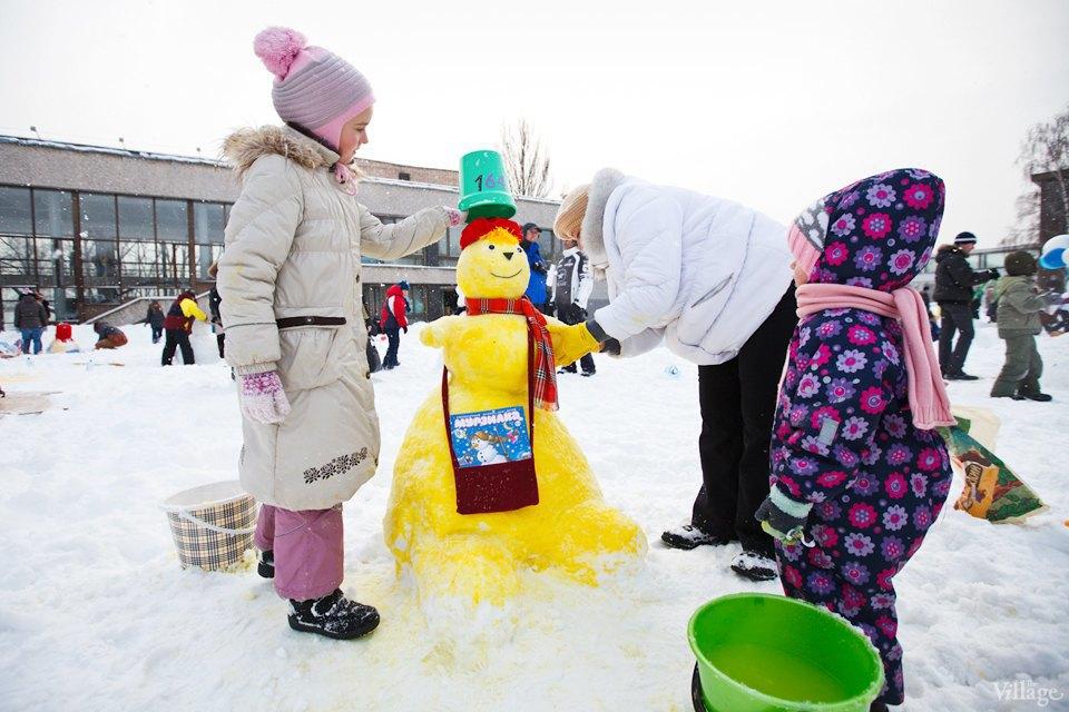 Люди в городе: «Арт-битва снеговиков». Изображение № 3.