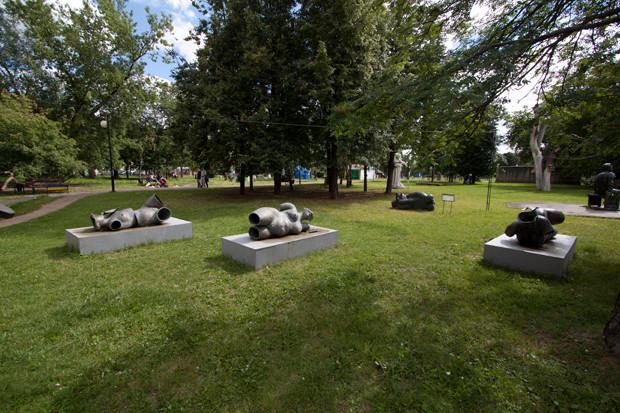 14 скульптур в парке «Музеон». Изображение № 33.