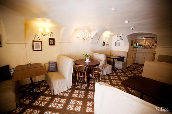 Новое место: Вегетарианское кафе «Прекрасная зелёная». Изображение № 5.