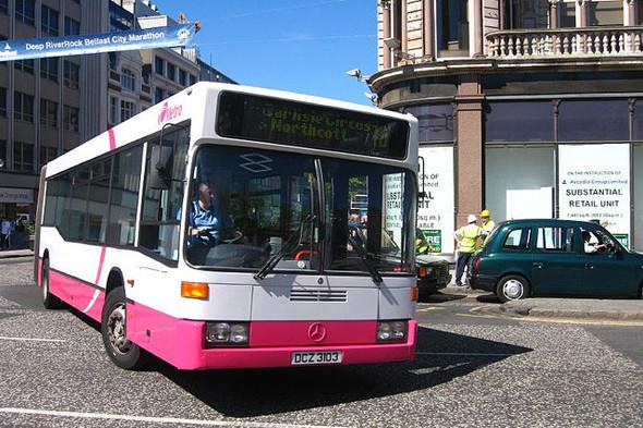 Иностранный опыт: 5 способов пересадить водителей на общественный транспорт. Изображение № 21.