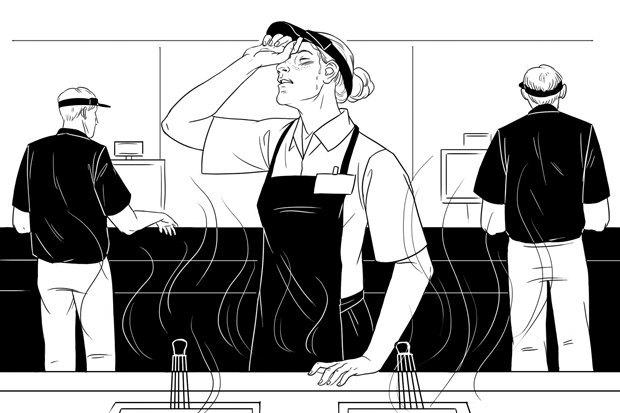 Как всё устроено: Работник McDonald's. Изображение № 1.