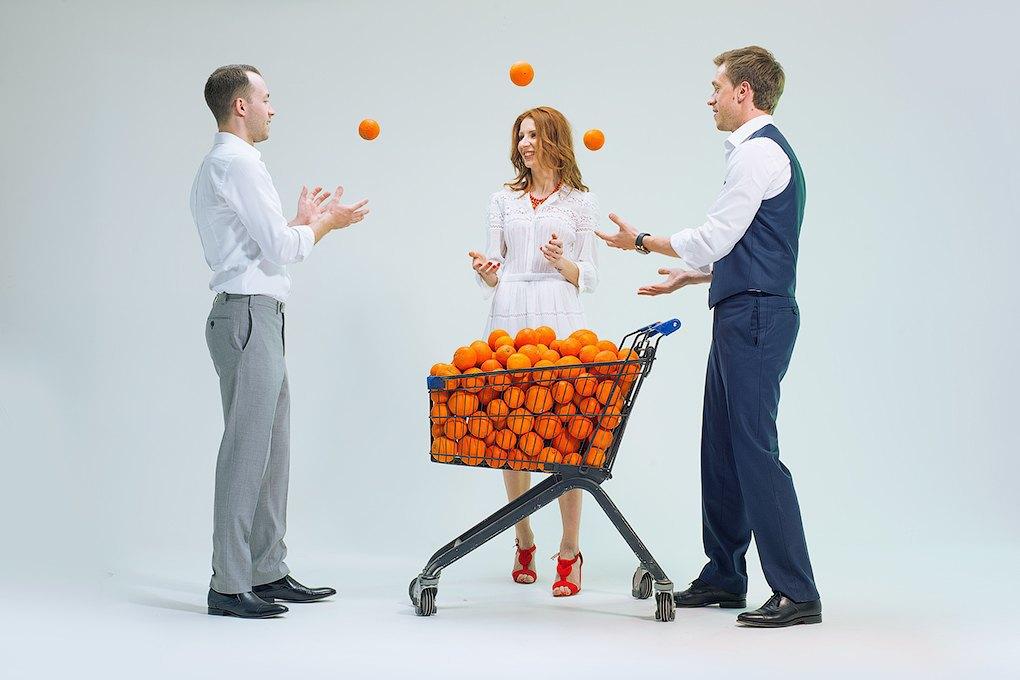 Archer Fresh: Русские апельсины в Испании. Изображение № 1.