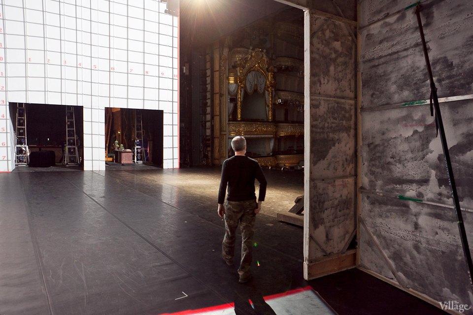Фоторепортаж: Вторая сцена Мариинского театра изнутри. Изображение № 36.