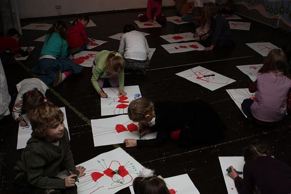 На «Флаконе» и «Винзаводе» начались творческие елки для детей и взрослых. Изображение № 5.