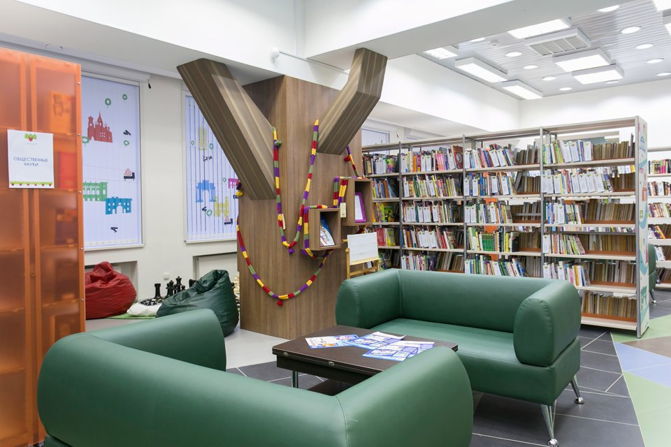 Как устроена детская библиотека нового типа. Изображение № 8.