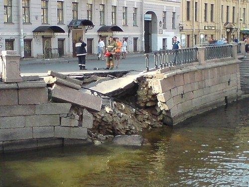 Набережную канала Грибоедова закроют на девять месяцев. Изображение № 1.