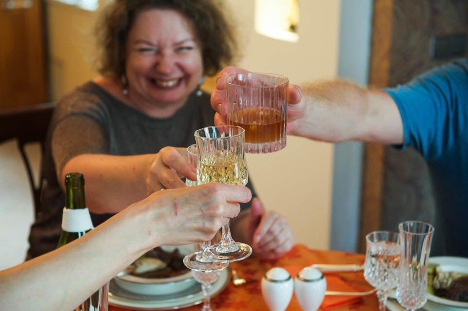 Кто изачем устраивает домашние званые ужины иобеды вМоскве. Изображение № 69.