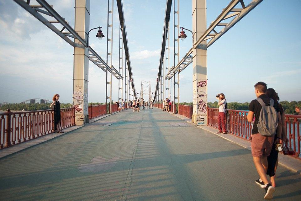 Фотопроект на Пешеходном мосту. Изображение № 4.