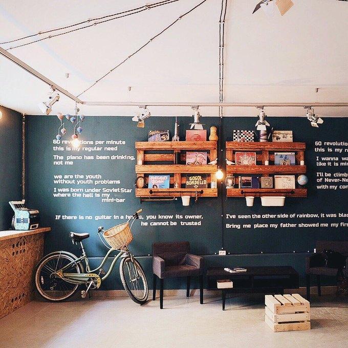 На Рыбацкой улице открыли кофейню «Восток-6». Изображение № 1.