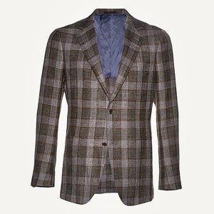 Платье Asos, джинсы Rag&Bone, костюм SuitSupply. Изображение № 12.