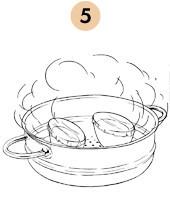 Рецепты шефов: Чаван-муши с икрой и молоками. Изображение № 9.