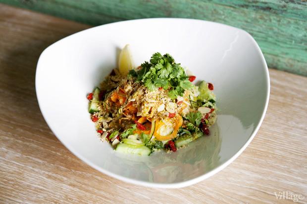Тайский микс-салат — 400 рублей . Изображение № 37.
