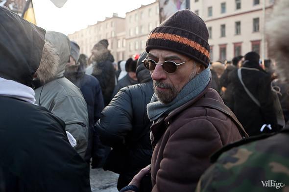 Фоторепортаж: Шествие за честные выборы в Петербурге. Изображение № 46.