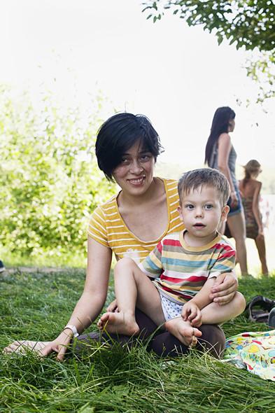 Родители с детьми на пикнике «Афиши». Изображение № 2.