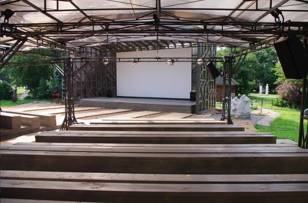 В парке «Музеон» открывается летний кинотеатр. Изображение № 1.
