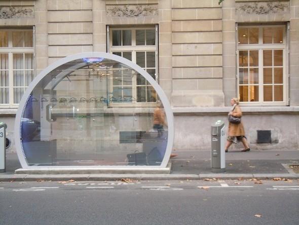 Иностранный опыт: Прокат электромобилей в Париже. Изображение № 5.