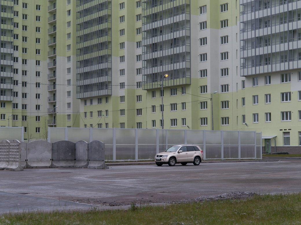 За КАД Петербурга: Как живётся новосёлам наулице Хармса. Изображение № 13.