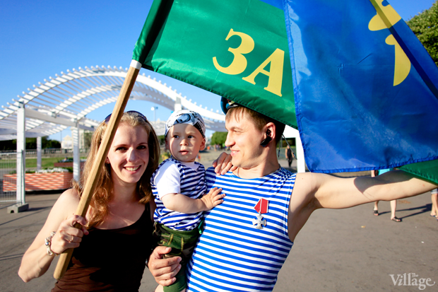 Люди в городе: Как отмечали День ВДВ в парке Горького. Изображение № 27.