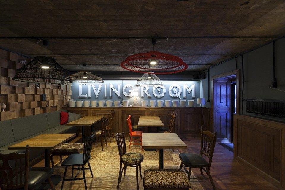 Кафе-бар The Living Room на Большой Зеленина. Изображение № 11.