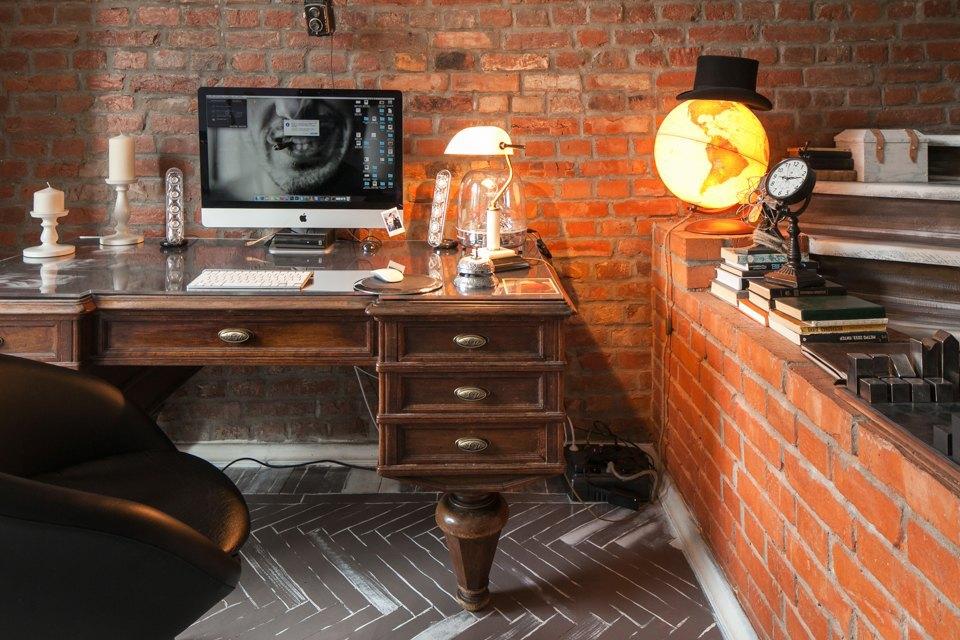 Квартира в историческом центре для молодой пары. Изображение № 11.