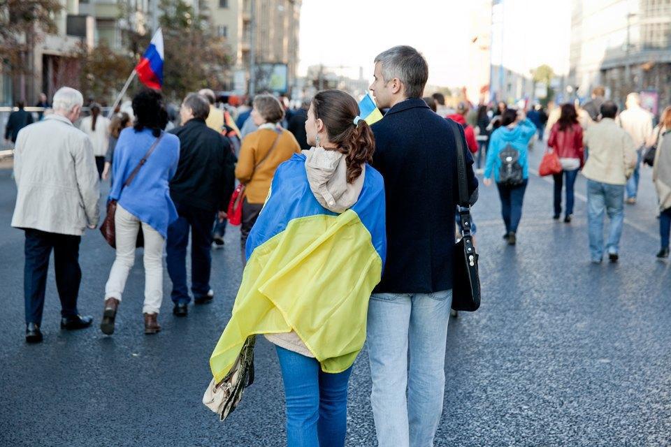 Участники и лозунги «Марша мира». Изображение № 22.