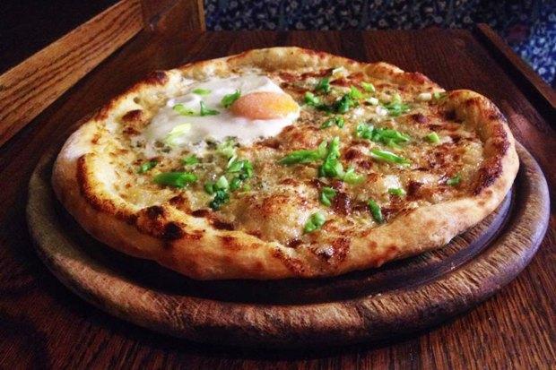 Возрождение пиццы в Delicatessen, стиль Meat Point, тефтели и бургеры на улице. Изображение № 4.