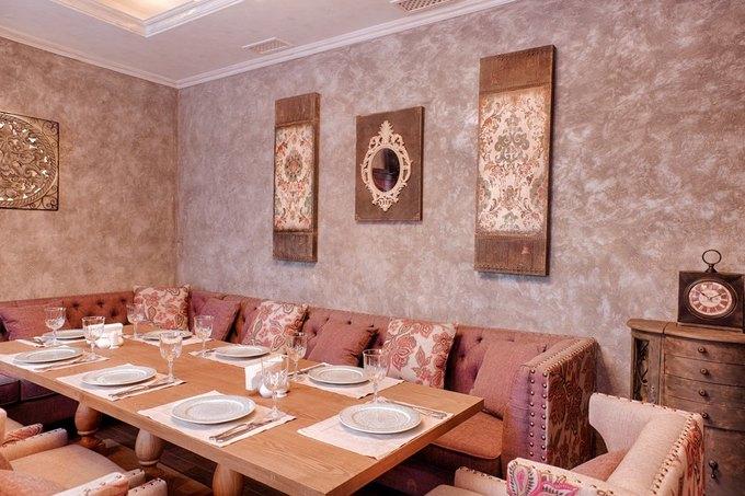 На Садовой-Черногрязской открылся ресторан грузинской кухни «Оджахури». Изображение № 5.
