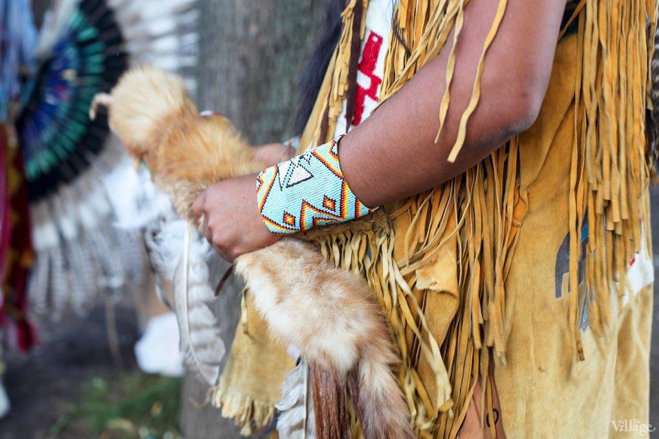 Гости столицы: Как вМоскве оказались индейские музыканты. Изображение № 10.