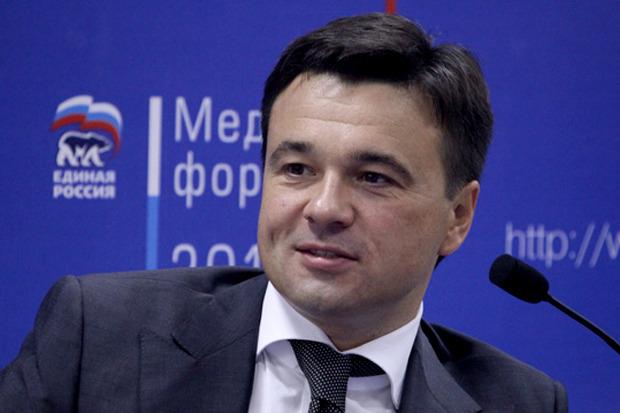 Подмосковью подыскали временного губернатора в «Единой России». Изображение № 1.