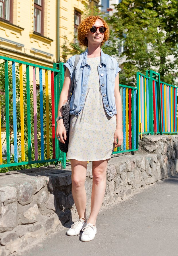 Внешний вид (Киев): Марина Булацкая, совладелец рекламного агентства Aprel. Изображение № 1.