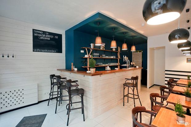 Новое место (Петербург): Кафе-бар Wood. Изображение № 16.