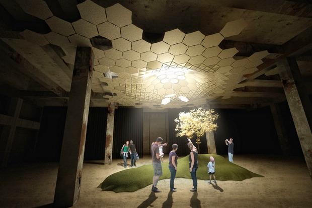 Идеи для города: Подземный парк в Нью-Йорке. Изображение № 3.