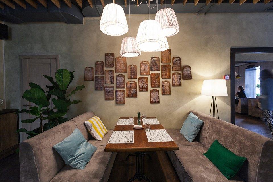 Ресторан «Можно» на Марата . Изображение № 8.