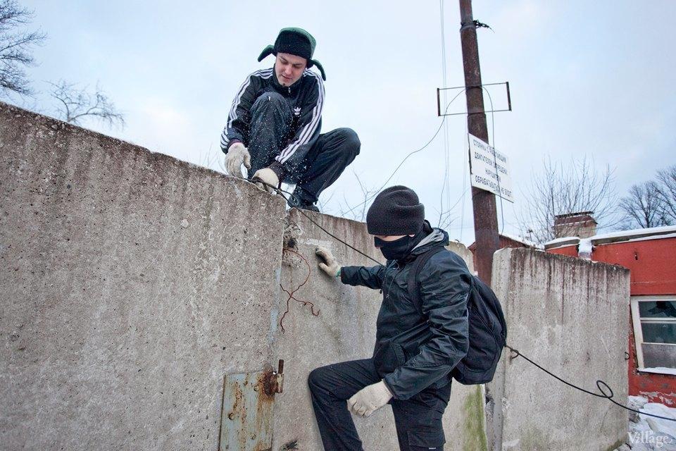 Станция прибывания: Как активисты защищают здания Варшавского вокзала. Изображение № 28.