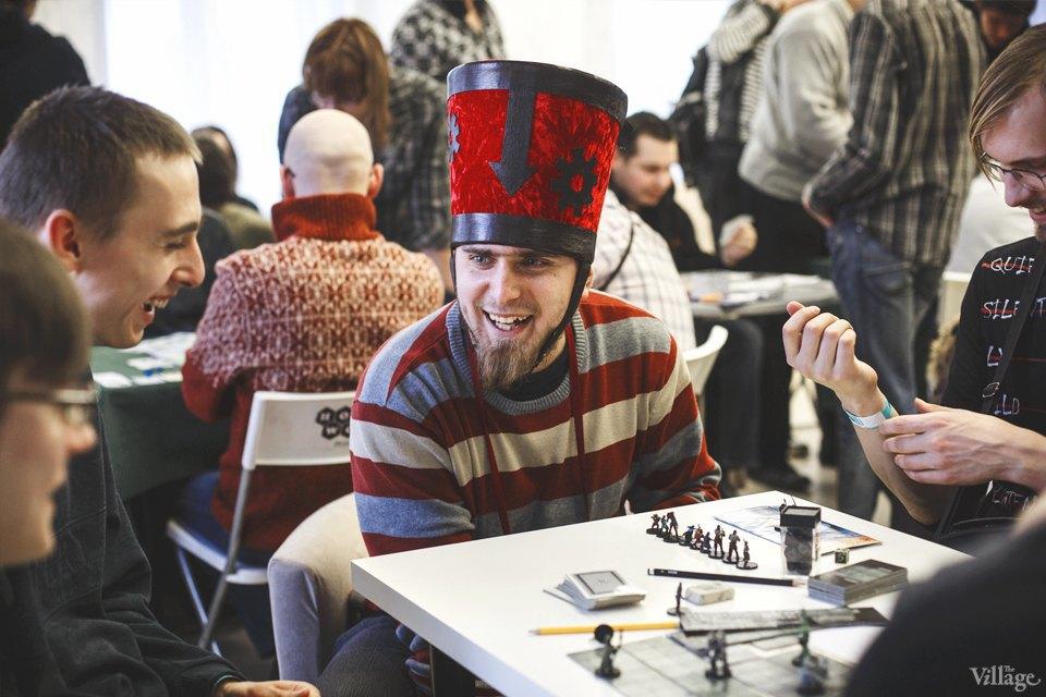 Люди в городе: Посетители фестиваля настольных игр «Игрокон». Изображение № 10.