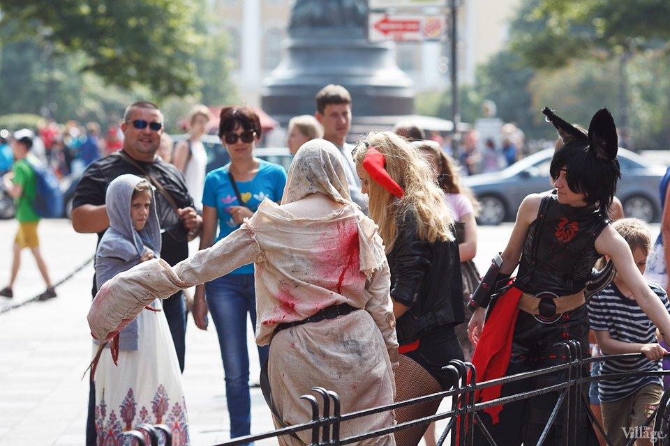 Люди в городе: Участники «Гик-парада» в Петербурге. Изображение № 10.