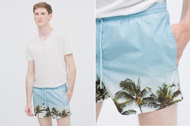 Приплыли: Где купить купальник ипляжные шорты. Изображение № 11.