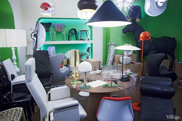 Гид The Village: 9 дизайнерских мебельных магазинов в Москве. Изображение № 86.