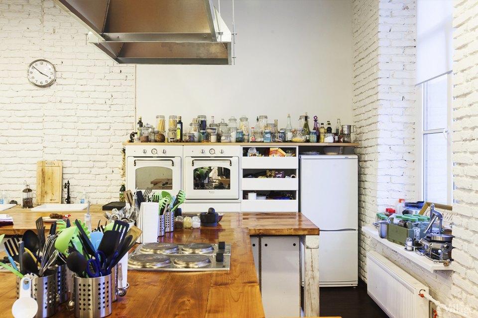 Интерьер недели (Петербург): Кулинарная школа «Красиво подано». Изображение № 5.