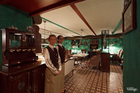 Фоторепортаж: Открытие отреставрированного «Елисеевского магазина». Изображение № 68.