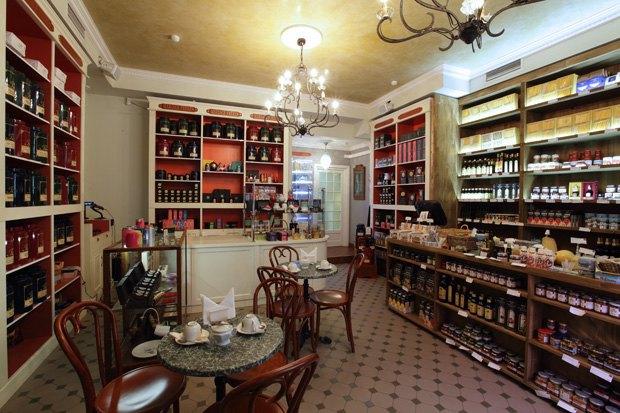 На Малой Бронной открылся магазин итальянских продуктов Don Giulio Salumeria. Изображение № 2.