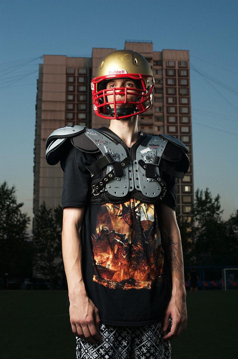 Кто вМоскве играет вамериканский футбол. Изображение № 14.