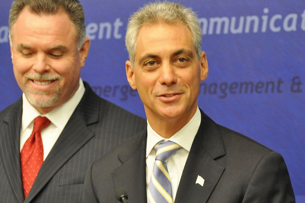 Клуб мэров: Рам Эмануэль, Чикаго. Изображение № 5.