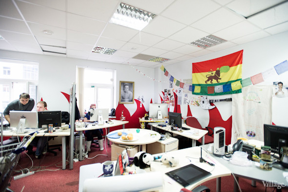 Офис недели (Киев): Tabasco. Изображение № 18.