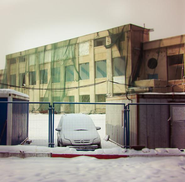 В зоне риска: Стадион «Динамо». Изображение № 11.