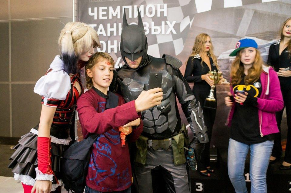 Бэтмен, Джокер, Сейлор Мун и ещё 10 героев российского Comic Con. Изображение № 7.